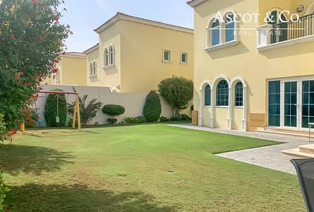 3 Bedroom Villa for Rent in Jumeirah Park, Dubai - Available 1 July |Lovely Garden|Extended