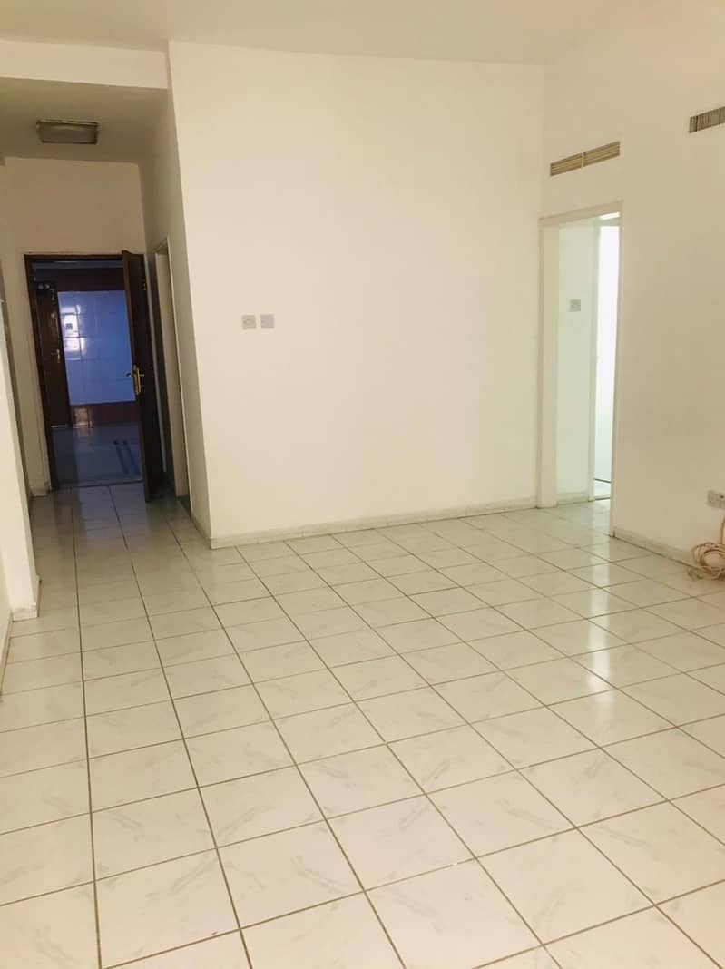 TWO BED ROOMHALL FOR RENT IN AL HAMRIYA  OPC AREA MUSALLA ROUNDOBOTE. 5MINUTES WALKING DISTANCE AL FAHIDI METRO AND 10MINUTES WALKING DISTANCE BURJUMAN METRO  FRONT OF BUILDING BUS STATION FAMILY ONLY BUILDING 2FAMILY NO PROBLEM