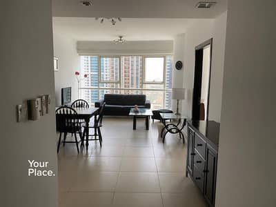 1 Bedroom Flat for Rent in Jumeirah Lake Towers (JLT), Dubai - Multiple Cheques  - Fully Furnished - Exclusive
