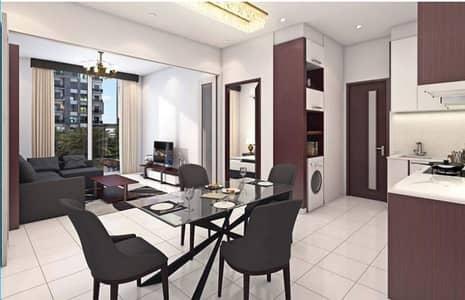 فلیٹ 1 غرفة نوم للبيع في ليوان، دبي - شقة في ويفز ريزيدنس ليوان 1 غرف 615000 درهم - 5111303