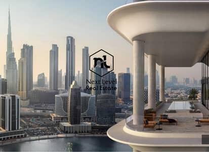 بنتهاوس 5 غرف نوم للبيع في الخليج التجاري، دبي - Spectacular Penthouse | One of a Kind in The City