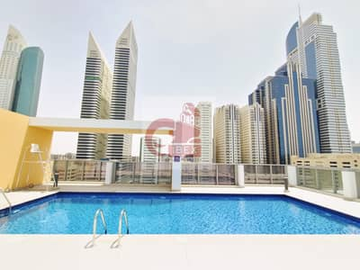 30 DAYS FREE BRAND NEW WITH COVERED PARKING WITH SWIMMING POOL GYM NEAR TO METRO STATION