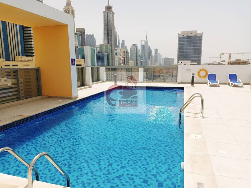 16 30 DAYS FREE BRAND NEW WITH COVERED PARKING WITH SWIMMING POOL GYM NEAR TO METRO STATION