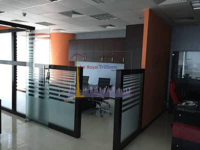 GREAT DEAL, FULLY FURNISHED LARGE OFFICE