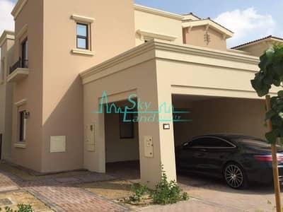 3 Bedroom Villa for Rent in Reem, Dubai - SINGLE ROW / NEAR TO PARK / HUGE 3 BEDROOMS + MAID