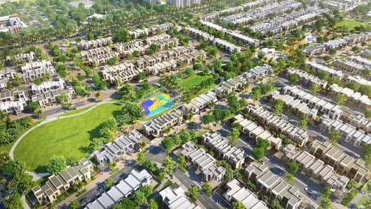 4 Bedroom Townhouse for Sale in Arabian Ranches 3, Dubai - Post Handover Payment Plan | Luxury Townhouses in  Arabian Ranches 3 | Off-plan