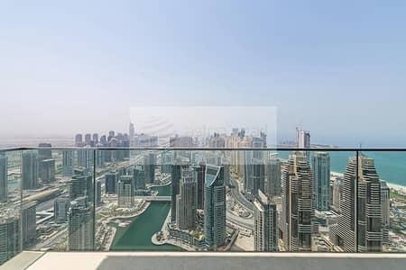 3 Bedroom Apartment for Rent in Dubai Marina, Dubai - Upcoming  Luxury Designed  High Floor Full Marina