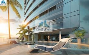 شقة في برج V مجمع دبي ريزيدنس 3 غرف 1100005 درهم - 5111564