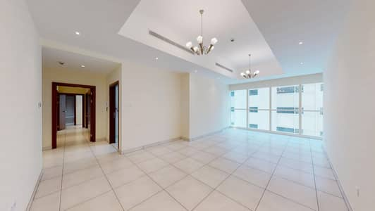 2 Bedroom Apartment for Rent in Business Bay, Dubai - 50% off commission | 1 Month free | Closed kitchen