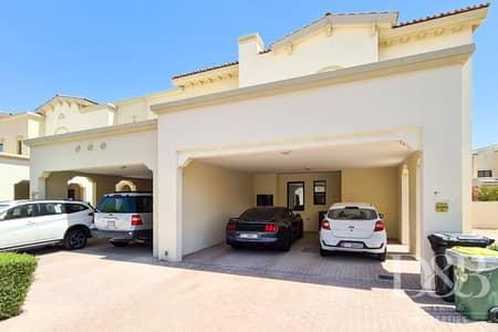 فیلا 3 غرف نوم للايجار في ريم، دبي - Vacant | Well Maintained | Furnished