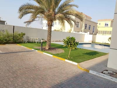 1 Bedroom Flat for Rent in Khalifa City A, Abu Dhabi - Spacious 1 Bedroom with a Beautiful Private Garden