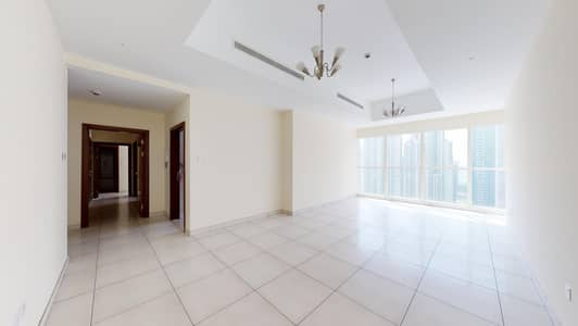 2 Bedroom Flat for Rent in Business Bay, Dubai - 50% off commission | SZR view | Close to the metro