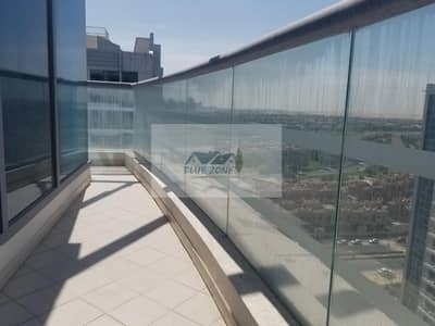 2 Bedroom Apartment for Rent in Dubai Sports City, Dubai - 2BHK 3 BATHROOMS 2 BIG BALCONIES OPEN VIEW EQUIPPED KITCHEN POOL GYM 49K