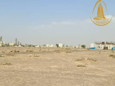 ارض تجارية  للبيع في ضاحية جويزع، الشارقة - FOR SALE A COMMERCIAL LAND IN JUWAIZA AREA, SHARJAH