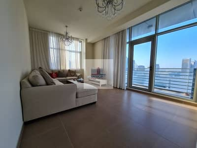 1 Bedroom Apartment for Rent in Business Bay, Dubai - TASTEFULLY FURNISHED 1 B/R APT | FULL CANAL VIEW