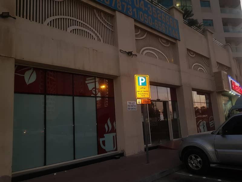 2 RETAIL SHOP RENT  3000 sqft / ideal / supermarket / restaurant / pharmacy / prime location of al Nahda 1 Deira Dubai