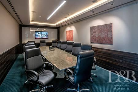 Office for Sale in Downtown Dubai, Dubai - Fully Fitted Spacious Office for Sale