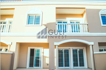 2 Bedroom Townhouse for Sale in Jumeirah Village Circle (JVC), Dubai - EXCLUSIVE / 2bd Nakheel TH / Vacant soon