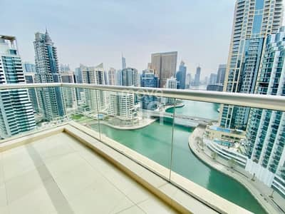 2 Bedroom Apartment for Rent in Dubai Marina, Dubai - Stunning 2 Bed | Full Marina View | Chiller Free