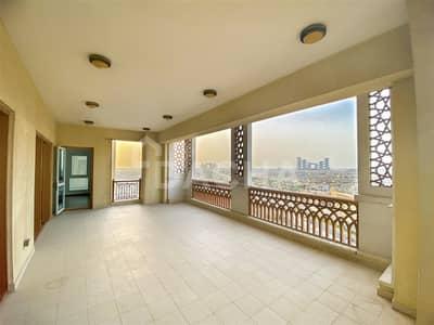 فلیٹ 3 غرف نوم للايجار في نخلة جميرا، دبي - Atlantis View / 3BR Type B / May