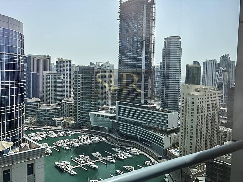3 Bedroom   Sea / Marina View   High Floor