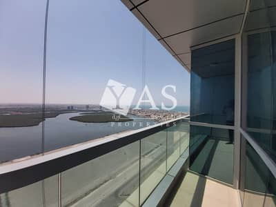 1 Bedroom Flat for Rent in Dafan Al Nakheel, Ras Al Khaimah - Mangrove View | Open Kitchen | 2 Balconies