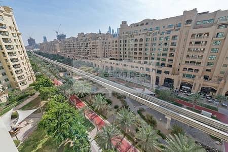 فلیٹ 2 غرفة نوم للبيع في نخلة جميرا، دبي - Beautiful | High Floor |Rented, Type F | 2 Bedroom