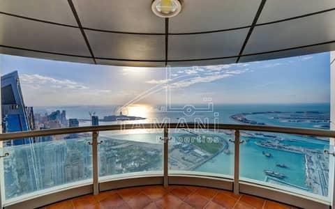 بنتهاوس 6 غرف نوم للبيع في دبي مارينا، دبي - Huge 6B/r Penthouse For sale!