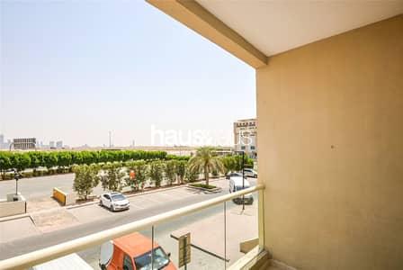 فلیٹ 1 غرفة نوم للايجار في الروضة، دبي - Low Floor | Unfurnished | 1 Bedroom | Spacious