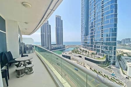 3 Bedroom Apartment for Sale in Dubai Marina, Dubai - Vacant | 1842 Sq. Ft. | 3 Beds | Sea View