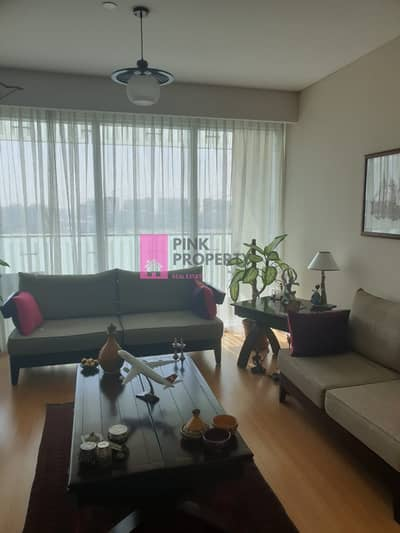 3 Bedroom Apartment for Rent in Al Raha Beach, Abu Dhabi - High floor with great views