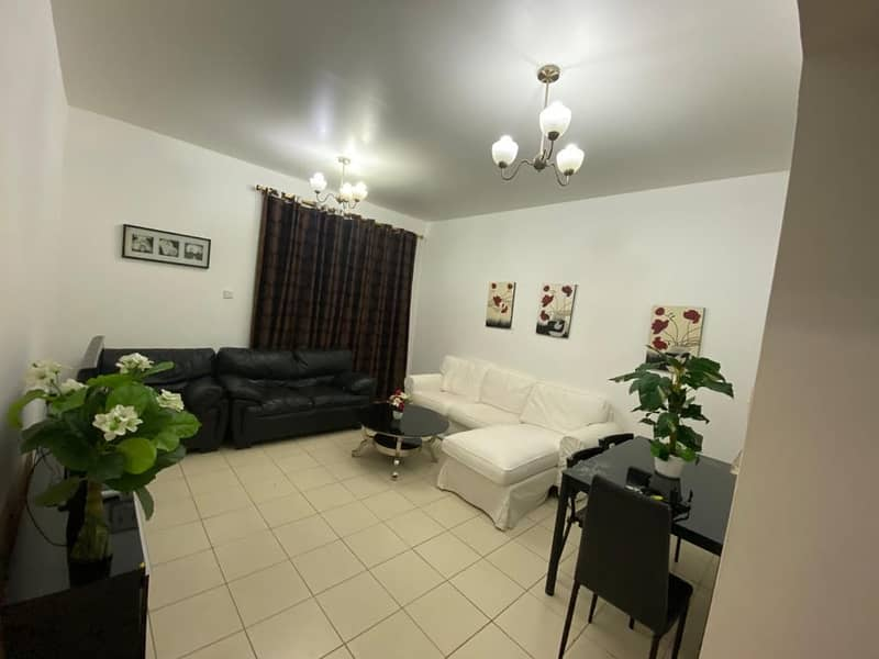 Ready To Move!! Amazing fully furnished 1 BHK only 2800 Excluding bills in china cluster -IC