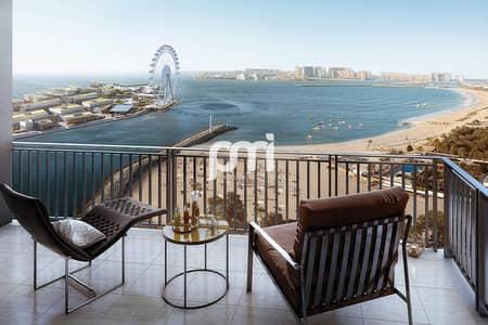 فلیٹ 3 غرف نوم للبيع في دبي مارينا، دبي - Resale   Blue waters Island view   Brand new  