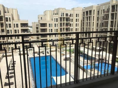 3 Bedroom Apartment for Rent in Town Square, Dubai - Brand New and Spacious 3Bed + Maid  | Pool view
