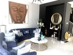 فیلا في روتشستر داماك هيلز (أكويا من داماك) 4 غرف 3200000 درهم - 5112463