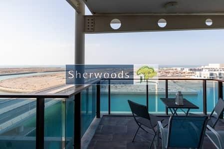3 Bedroom Apartment for Sale in Mina Al Arab, Ras Al Khaimah - Stunning Duplex with Gorgeous Sea Views-High Floor