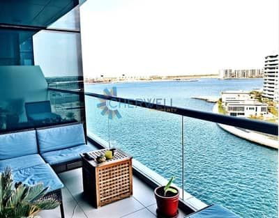 2 Bedroom Flat for Sale in Al Raha Beach, Abu Dhabi - Hot Deal | Full Sea View | Rent Refundable