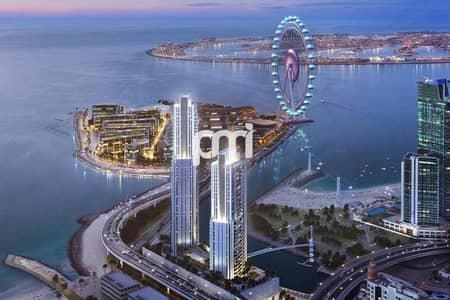 فلیٹ 1 غرفة نوم للبيع في دبي مارينا، دبي - Resale   Spectacular sea view   Exquisite unit