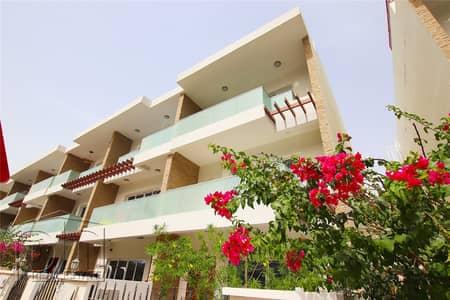 4 Bedroom Townhouse for Sale in Jumeirah Village Circle (JVC), Dubai - Best Price | Beside Park | Semi Detached