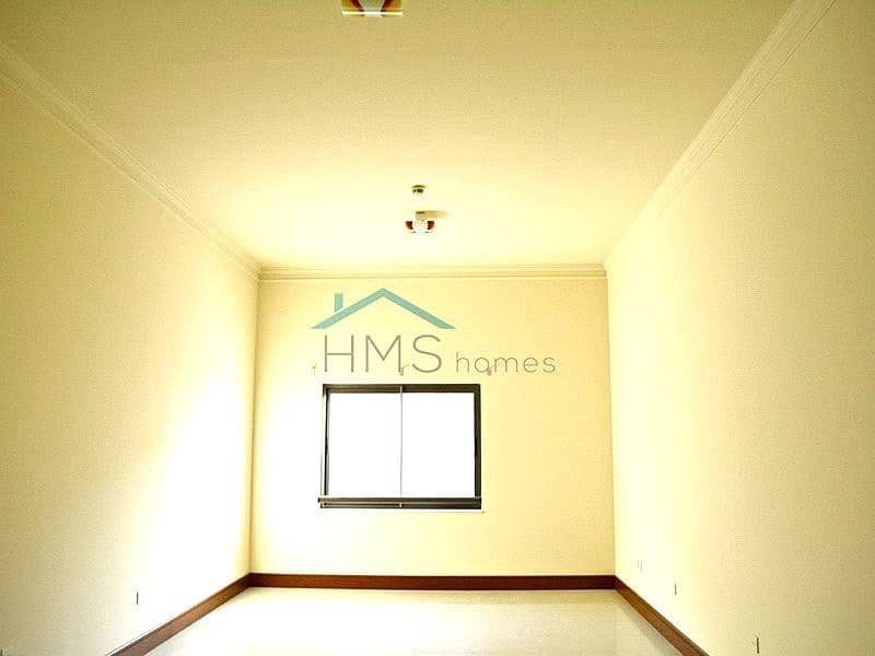 2 Available now | Road facing unit | Plus maids room
