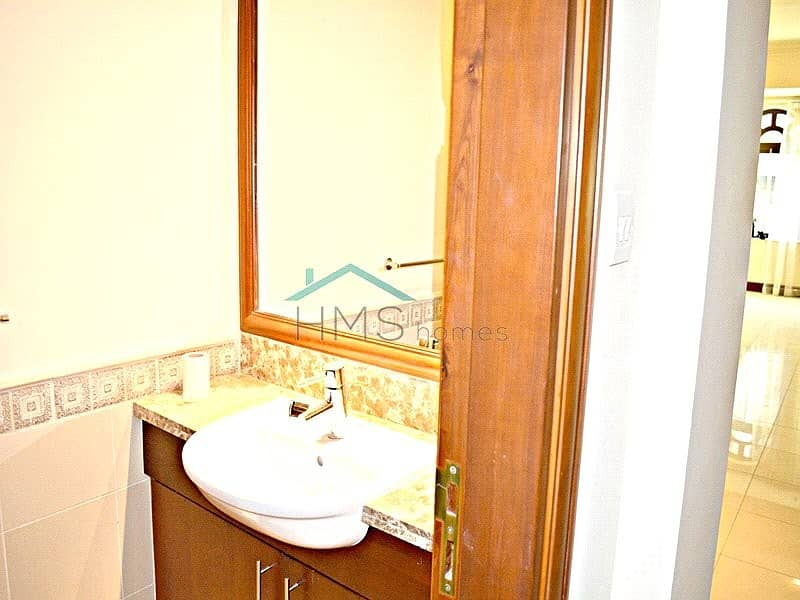 10 Available now | Road facing unit | Plus maids room