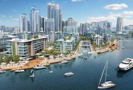 2 Bedroom Apartment for Sale in The Lagoons, Dubai - Full View of the Dubai Creek with 2 bedroom