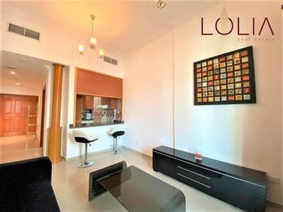 1 Bedroom Apartment for Sale in Dubai Marina, Dubai - Investors Deal | Fully Furnished  1Bhk | Marina View