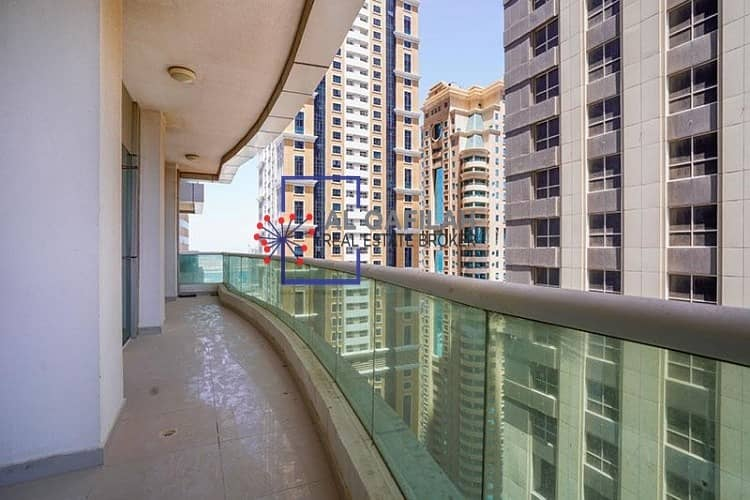 10 Furnished  | Chiller FREE | Partial SEA View |