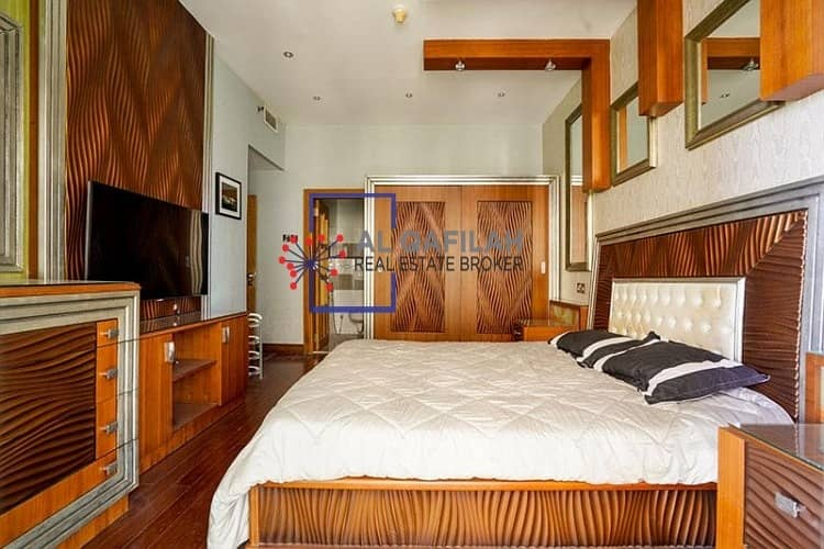 Furnished  | Chiller FREE | Partial SEA View |