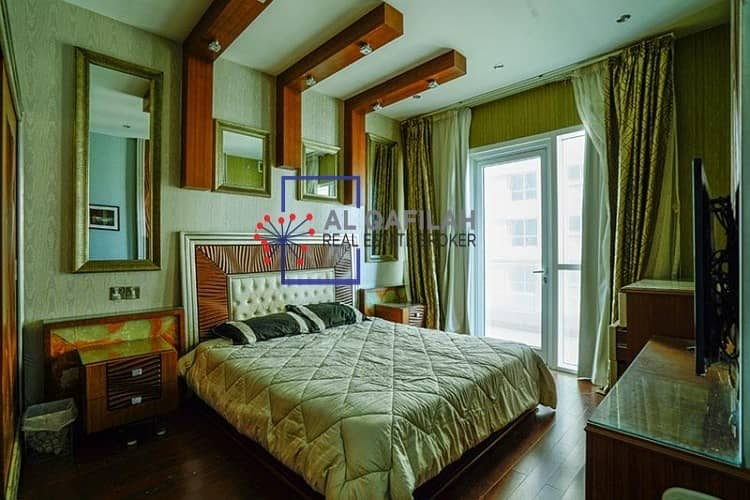 2 Furnished  | Chiller FREE | Partial SEA View |
