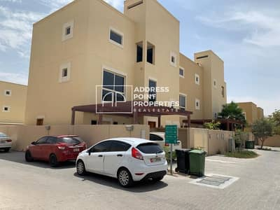 4 Bedroom Townhouse for Rent in Al Raha Gardens, Abu Dhabi - Elegant Townhouse in Al Raha Garden
