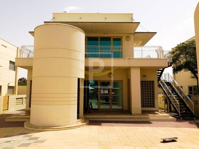 Spacious 6Br + M| Bright & White Compound Villa | Al Safa 2