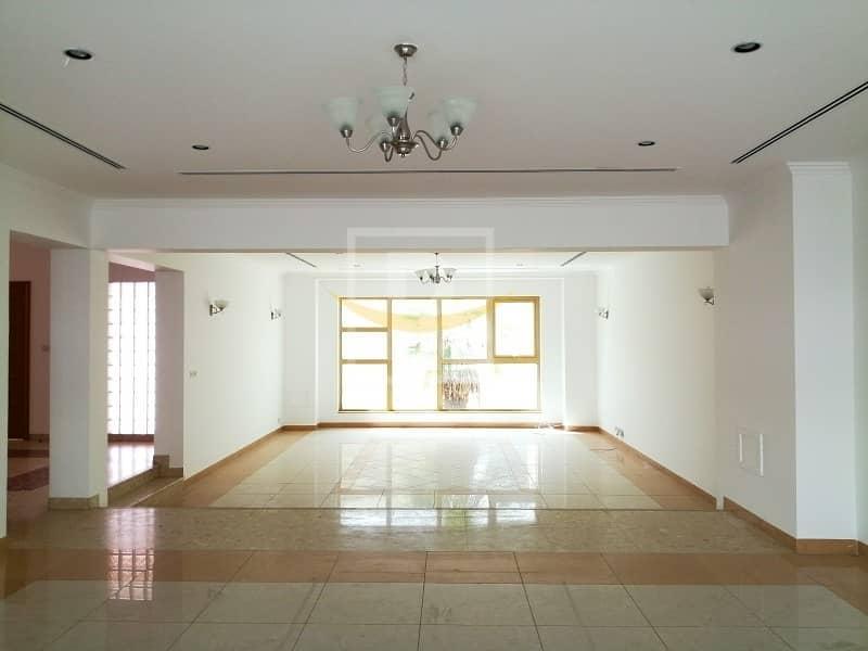 2 Spacious 6Br + M| Bright & White Compound Villa | Al Safa 2