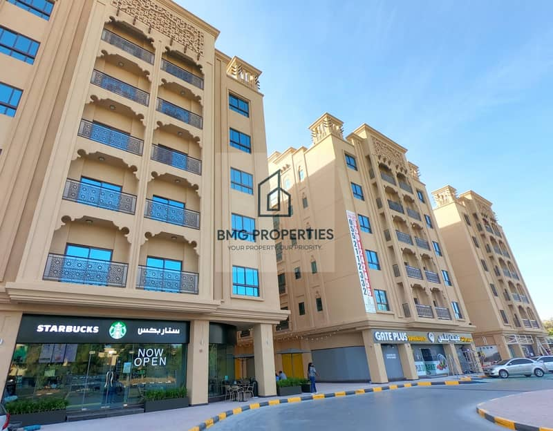 14 GREAT DEAL !! READY TO MOVE IN| BRAND NEW 1BHK AVAILABLE IN AL SAFA 1